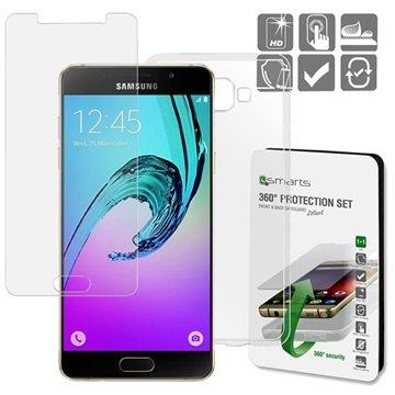4smarts Samsung Galaxy A5 (2016) 4smarts 360 Schutz-Set - Transparent