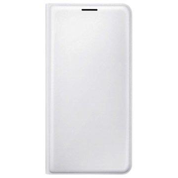 Samsung Galaxy J5 (2016) Flip Wallet EF-WJ510PB - Weiß