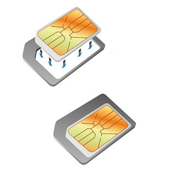 Ksix Nano Card für Micro SIM Adapter
