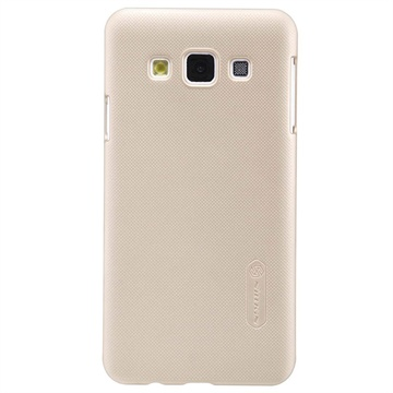 Samsung Galaxy A3 Nillkin Super Frosted Shield Schale - Gold