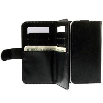 Universal Brieftasche Etui - Schwarz