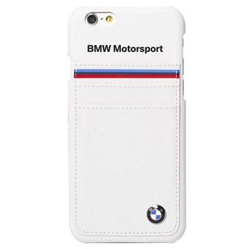 iPhone 6 / 6S BMW Raceway Tricolour Hartschale - Weiß