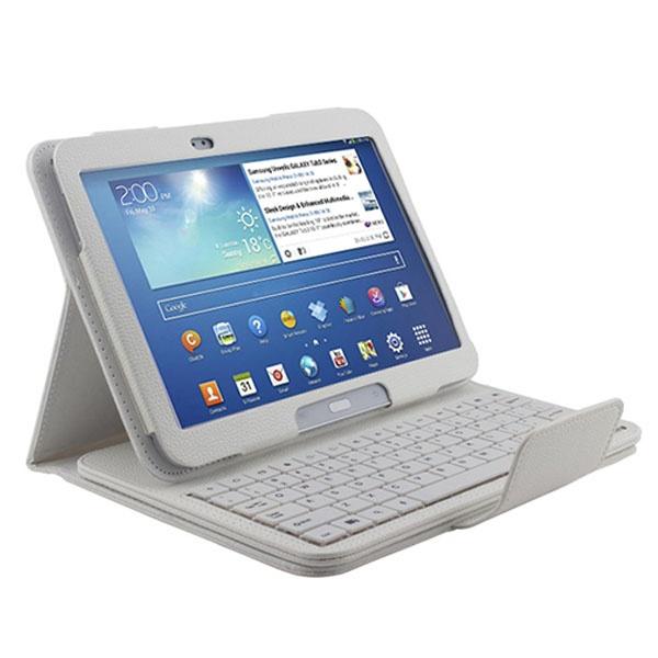 Bluetooth tastatur tasche f r samsung galaxy tab 3 mth for Housse tab s2 8