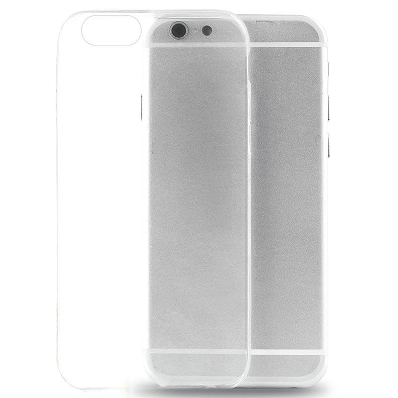 iphone 6 6s puro 0 3 ultra slim nude silikon h lle. Black Bedroom Furniture Sets. Home Design Ideas