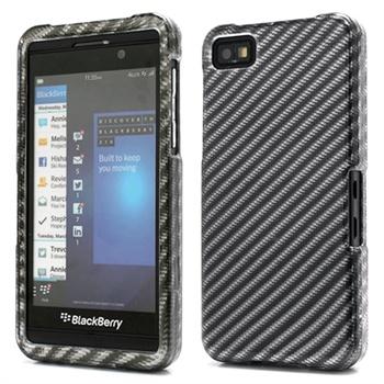 blackberry z10 snap on schale k per muster schwarz silber. Black Bedroom Furniture Sets. Home Design Ideas