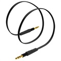 Tylt 3.5mm Stereo Aux Kabel - 1m - Schwarz