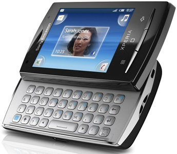 Sony Ericsson XPERIA X10 mini pro accessories